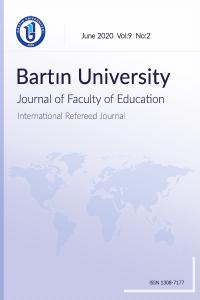Bartın University Journal of Faculty of Education